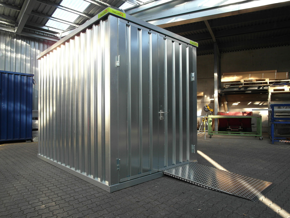 Isolierte Lagercontainer Und Isolierte Materialcontainer Container