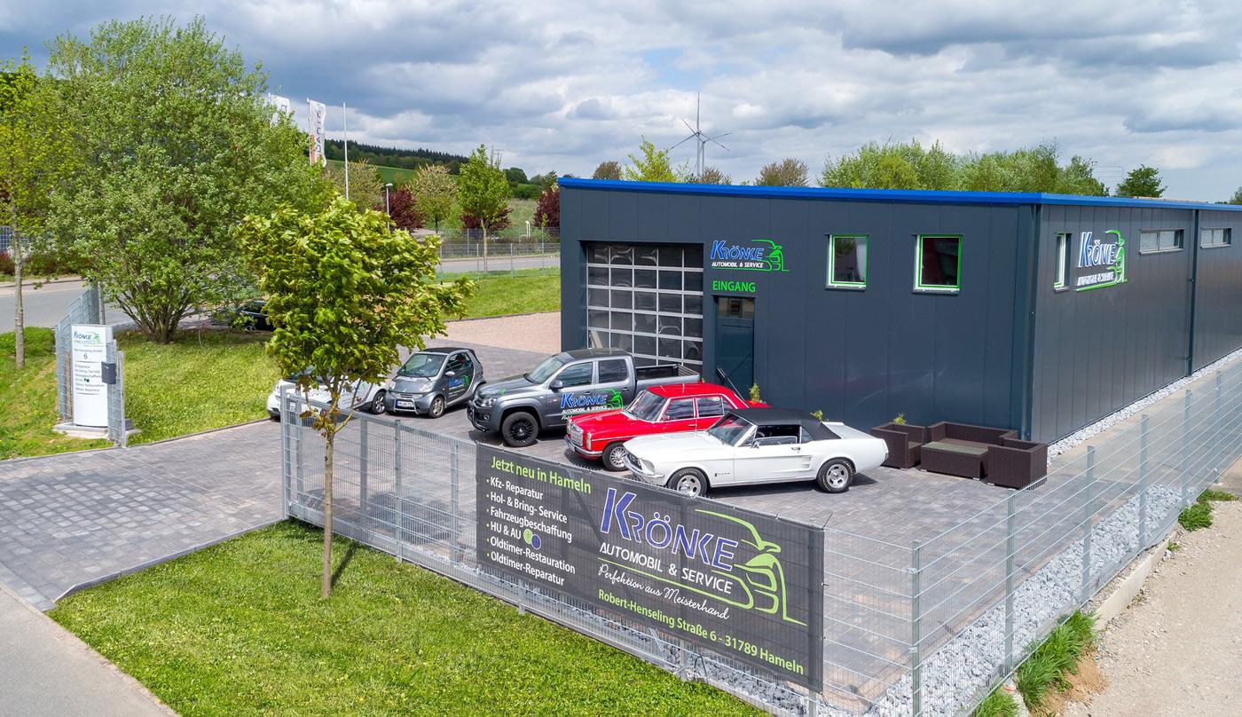 Autohausbau - Stahlhallen / Systemhallen isoliert - Stahlhallen ...