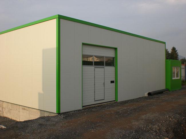 isolierte lagerhallen leichtbauhallen und schnellbauhallen g nstig bauen. Black Bedroom Furniture Sets. Home Design Ideas