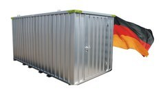 Lagercontainer made in germany