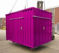 aktuelles hacobau hallenbau und container systeme. Black Bedroom Furniture Sets. Home Design Ideas