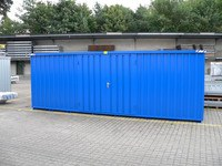 Lagercontainer Schnellbaucontainer Materialcontainer
