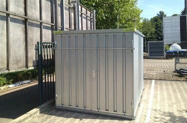 Materialcontainer günstig ab Hersteller kaufen