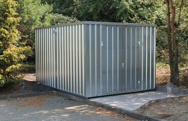 Containerhalle günstig kaufen