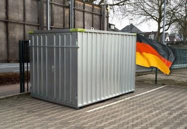 Schnellbaucontainer
