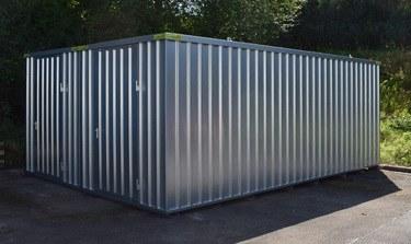Lagercontainer vom Hersteller