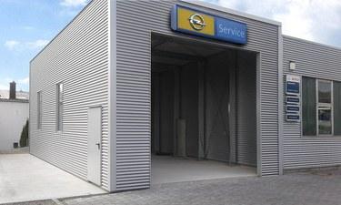 werkstatthallen g nstig bauen autowerkstatt sk garage zwingenberg ohg 64673 zwingenberg baut. Black Bedroom Furniture Sets. Home Design Ideas