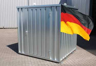 Lagercontainern Baucontainer Schnellbaucontainer Materialcontainer Baustellencontainer