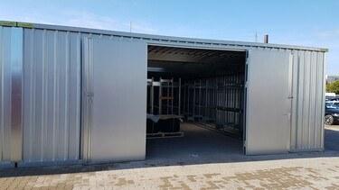 Lagerhallen bauen in Systembauweise