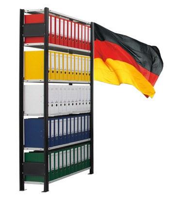Regale für Büro und Archiv