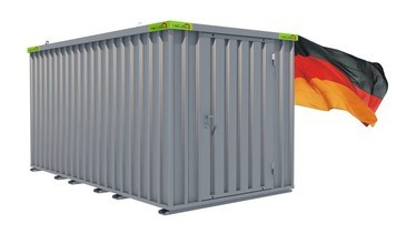 Lagercontainer 4m x 2m