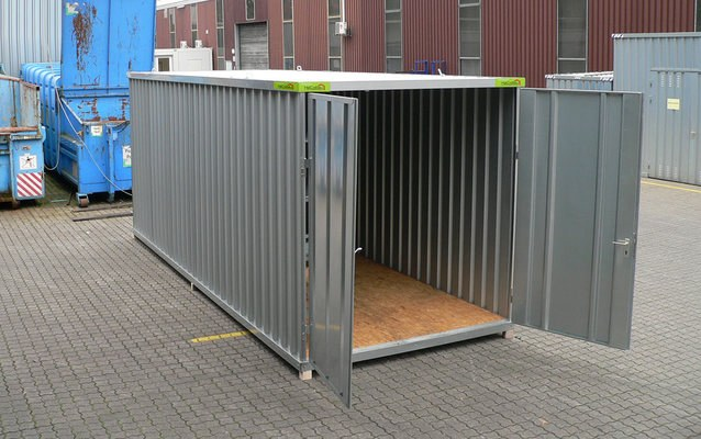 Schnellbaucontainer - made in Germany - kaufen